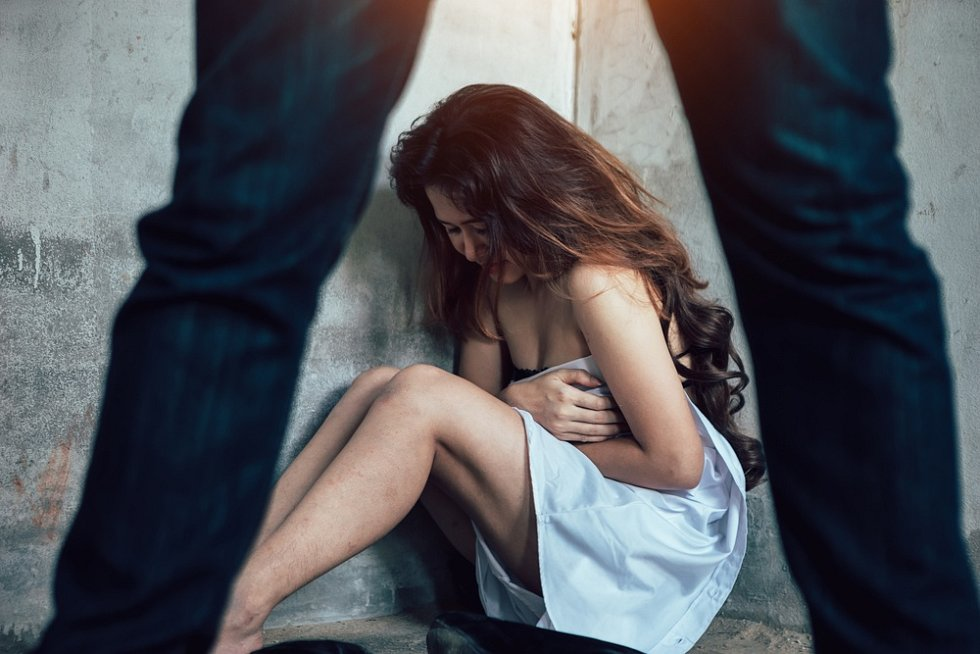 Sexuální násilí - ilustrační foto.