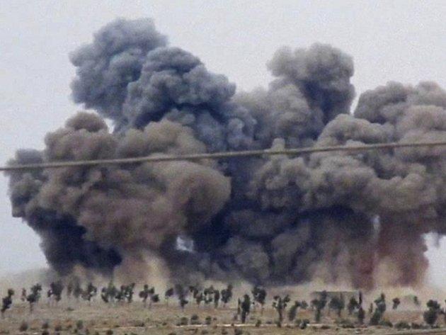 Rusko povede údery v Sýrii tři, čtyři měsíce. Řekl to dnes předseda zahraničního výboru dolní komory ruského parlamentu Alexej Puškov. Ilustrační foto.