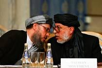 Zástupci hnutí Tálibán na konferenci v Moskvě