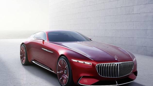 Mercedes-Maybach 6.