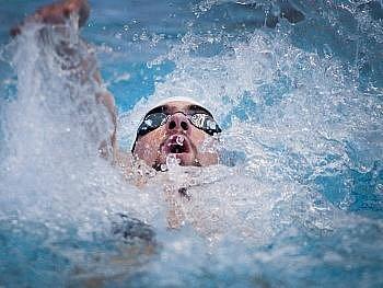 Michael Phelps tentokrát vyšel naprázdno.