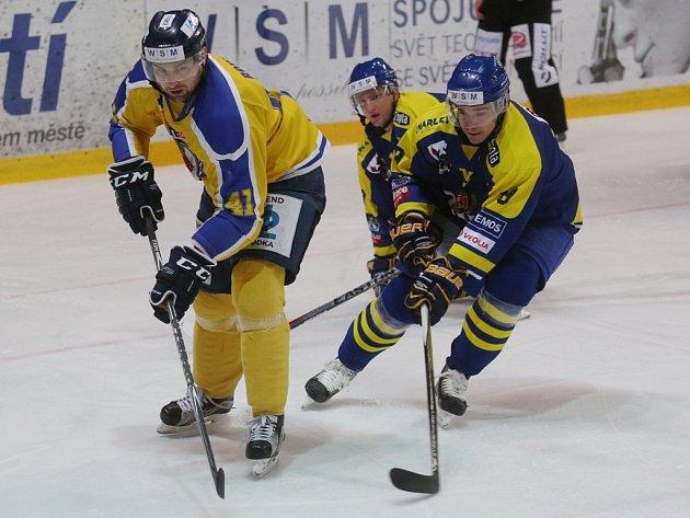 Hokejisté Ústí nad Labem prohráli s Přerovem