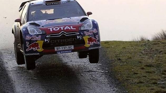 Sebastien Loeb má v kapse osmý titul mistra světa rallye.