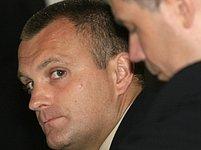 Reichel se svým právním zástupcem.