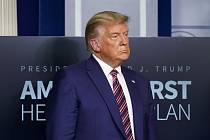 Bývalý americký prezident Donald Trump.