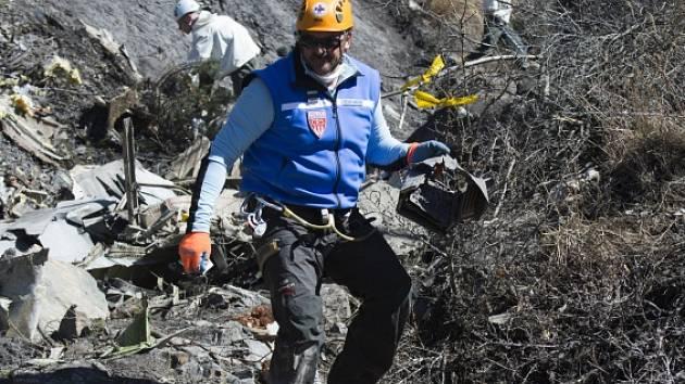 Záchranáři v místě tragédie. Ilustrační foto