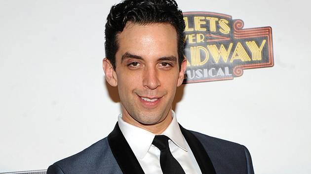Kanadský herec Nick Cordero