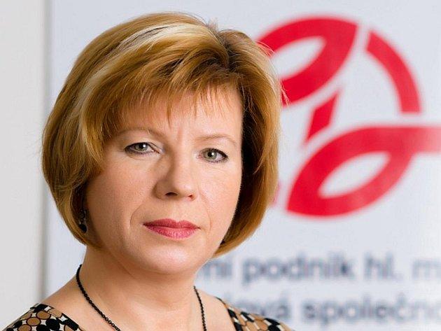Řízením Dopravního podniku hlavního města Prahy (DPP) je pověřena Magdalena Češková, která dosud působila na ekonomickém oddělení.