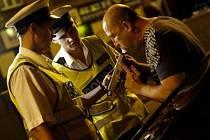 Na akci se kromě velkého počtu dopraváků podílela i cizinecká policie a také několik magistrátních úředníků.