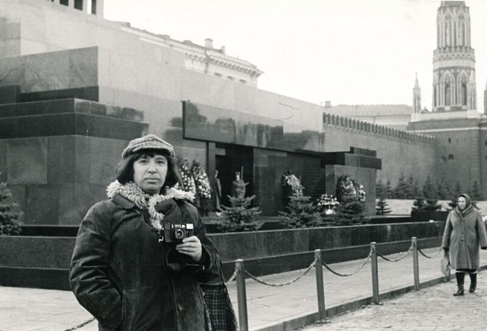 Viktor Pivovarov (moskevské mausoleum, 80. léta)