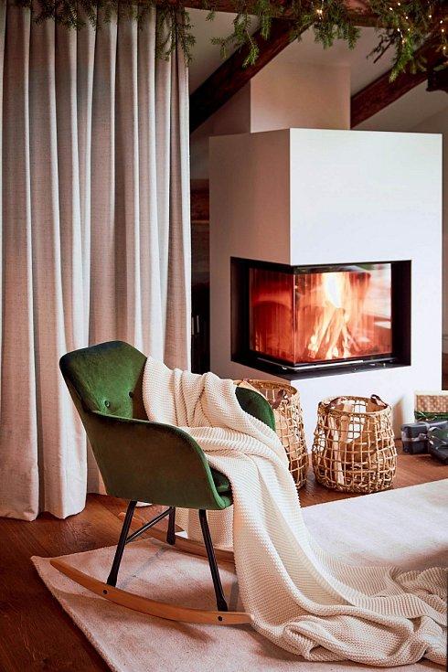 Hřejivý design - Lagom jsou jednoduché prvky, přirozené barvy a teplo domova