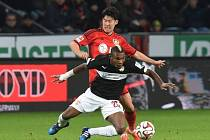 Leverkusen vyzrál na Stuttgart