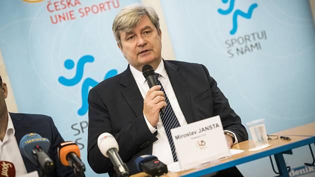 Miroslav Jansta.