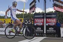 Thibaut Pinot se dočkal prvního úspěšného samostatného úniku na Tour de France.