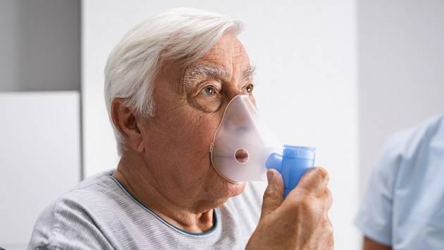 Plicní fibróza - Ilustrační foto