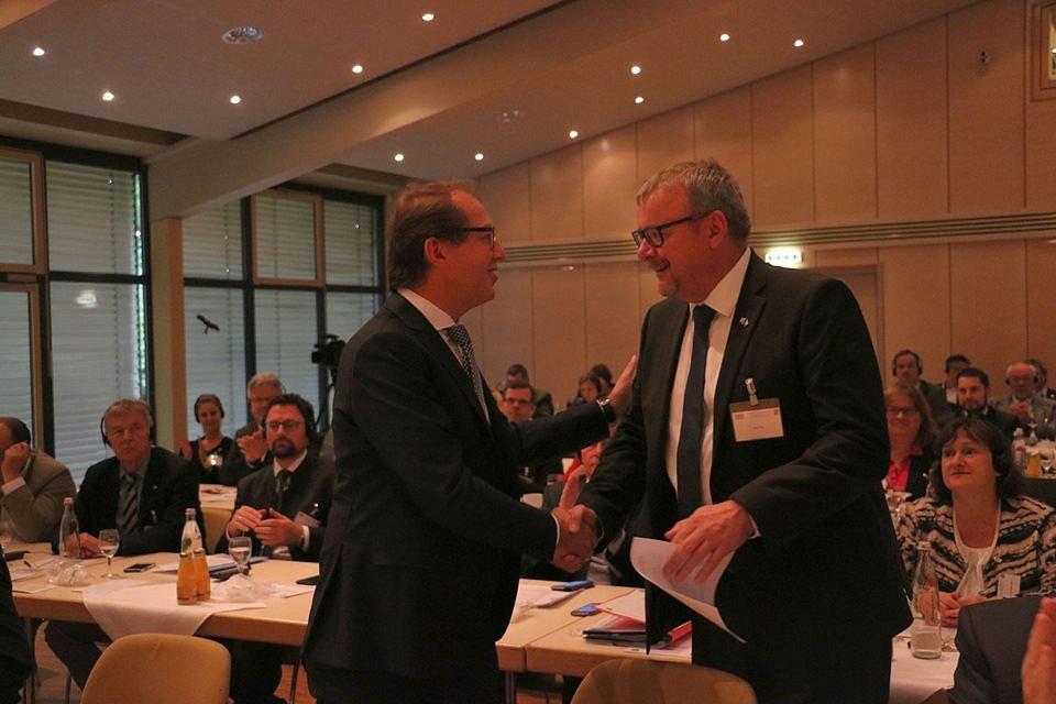 Ministr dopravy Dan Ťok se zúčastnil summitu v Německu