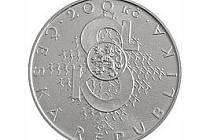 Stopadesáté výročí založení tělocvičného spolku Sokol připomene stříbrná dvousetkorunová mince, kterou vydá Česká národní banka (ČNB).