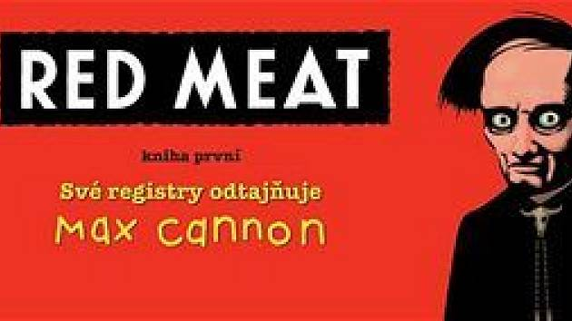 Komiks Red Meat