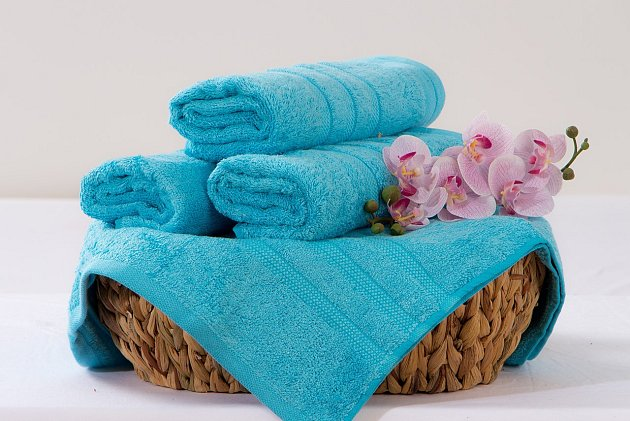 ručník sbambusovým vláknem