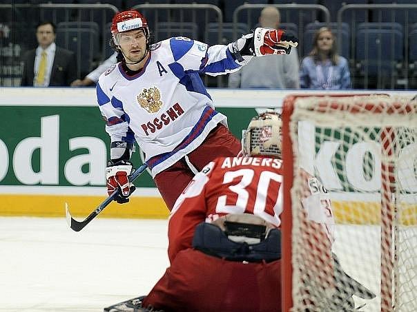 Trefu Alexandera Ovečkina musel potvrdit videorozhodčí.