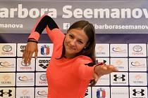 Česká plavkyně Barbora Seemanová