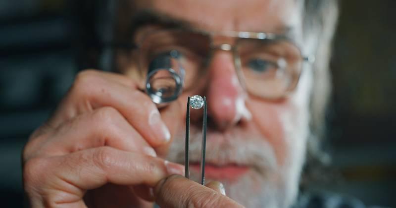 Umělé diamanty jsou věčné, stejně jako jejich přírodní protějšky