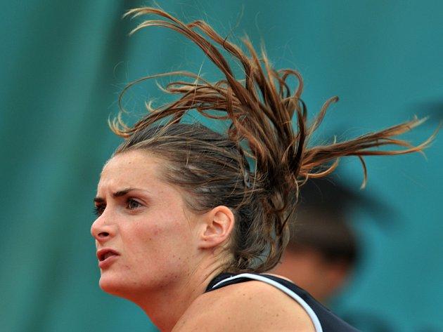 Iveta Benešová si grandslamové osmifinále opět nezahraje.
