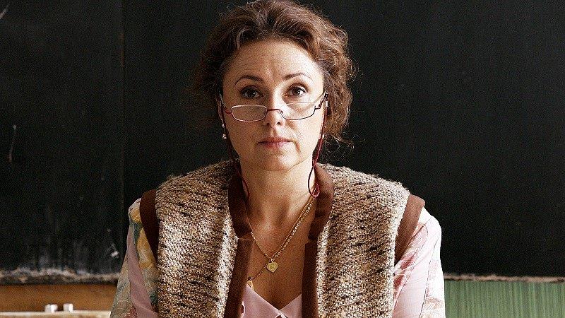 Zuzana Mauréry ve filmu Učitelka
