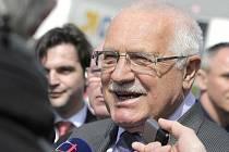 Prezident Václav Klaus přijal 9. dubna 2011 pozvání od členů Občanské demokratické strany na Vysočině na jednání regionálního sněmu, který byl zároveň oslavou 20. výročí od založení strany na Vysočině.