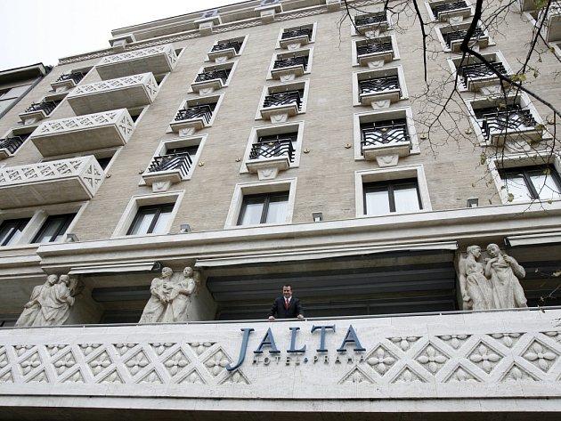 Hotel Jalta.