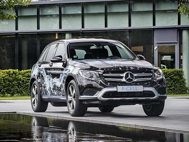 Prototyp Mercedes-Benz GLC F-CELL.