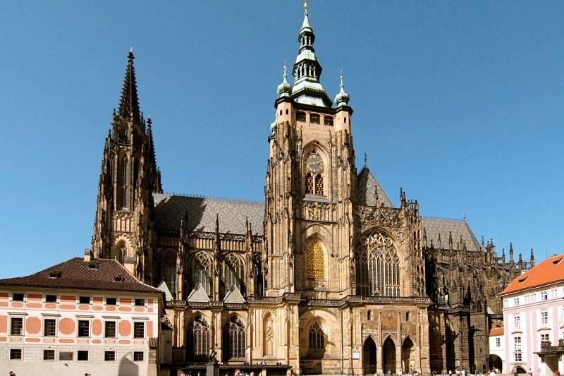 Katedrála sv. Víta, Václava a Vojtěcha na Pražském hradě