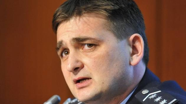 Policejní prezident Martin Červíček