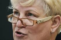Ústřední školní inspektorka Olga Hofmannová.