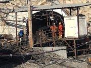 Počet obětí důlního neštěstí v Turecku stoupl na 282.