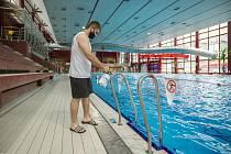 Městský plavecký stadion v Liberci