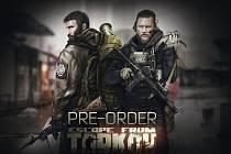 Počítačová hra Escape from Tarkov.