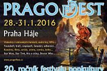 Pozvánka na festival PragoFFest 2016 v Praze.