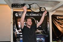 Jakub Sejk, vítěz české kvalifikace na celosvětové finále Mortal Kombat X Cup.
