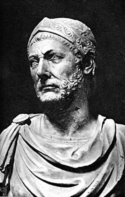 Kartáginský generál Hannibal