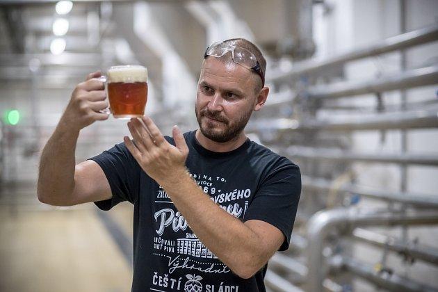 Jan Špaček, sládek pivovaru Staropramen: Ochutnání čerstvé várky je vždy obřad