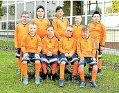Základní škola Merklín mladší žáci