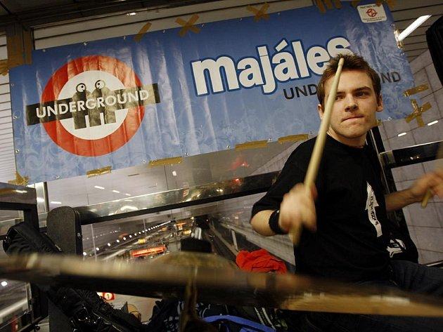 Druhý ročník Majáles Underground je součástí širšího programu Pražského Majálesu