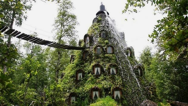 Hotel Montana Magica
