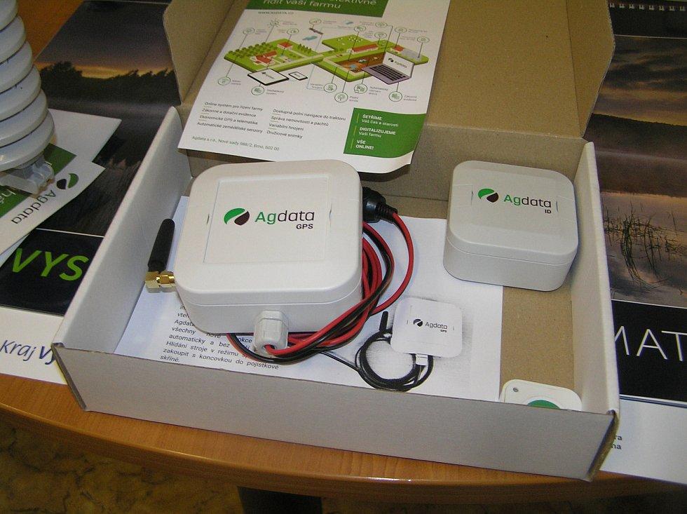 Společnost Agdata vyvinula moderní systém řízení zemědělského podniku.