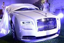 Luxusní Rolls-Royce, ilustrační foto