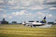 Irská inízkonákladová letecké společnost Ryanair