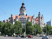Nová radnice v Lipsku