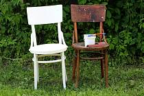 Obnovy starého nábytku. Pokud jste trochu šikovní, nemáte se čeho obávat.