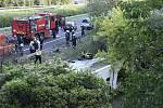 Nehoda autobusu v Maďarsku